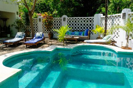 Pool Neem House Accommodation Malindi Kenya